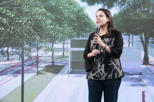 Raquel Lyra - projeto Via Parque é lançado - Foto de Arnaldo Félix 2